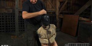 Savage pleasuring for hot lass - video 17