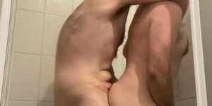 Bf fucks me hard in the shower