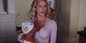 Brittany Daniel(Little Man) - Breastfedding scene on repeat ...