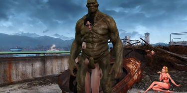 Porn mutant Mutants Fucking
