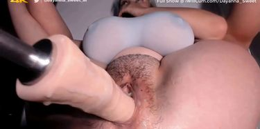 Boobs dildo big Beautiful big
